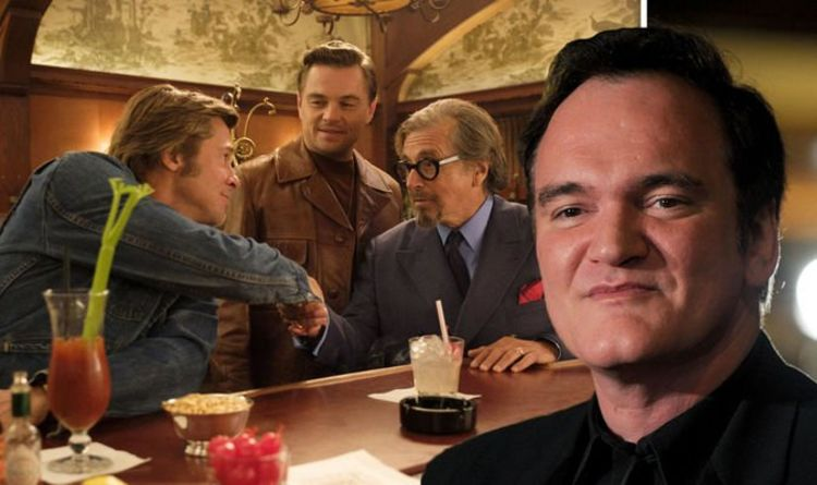 Once Upon A Time in Hollywood: Is there a Quentin Tarantino cameo? | Films  | Entertainment | Express.co.uk