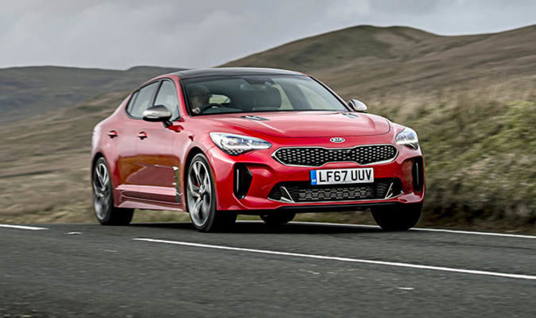 kia stinger 2018 review price specs tech design and pictures expresscouk