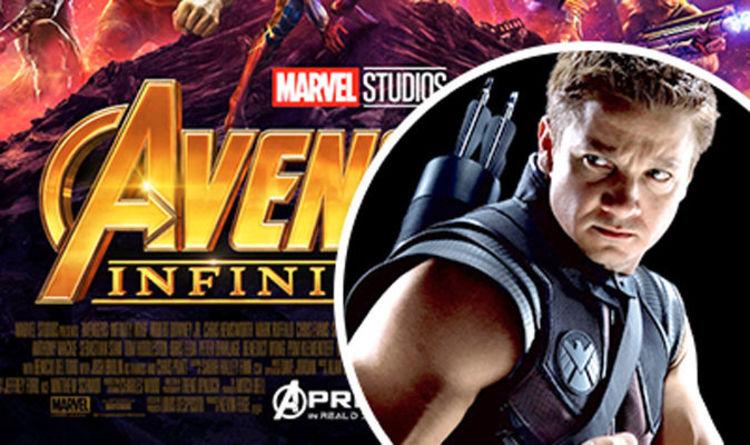 avengers infinity war directors explain where hawkeye is - do fans