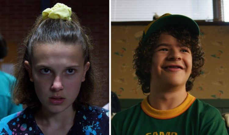 Stranger Things: How old are the Stranger Things cast?   TV
