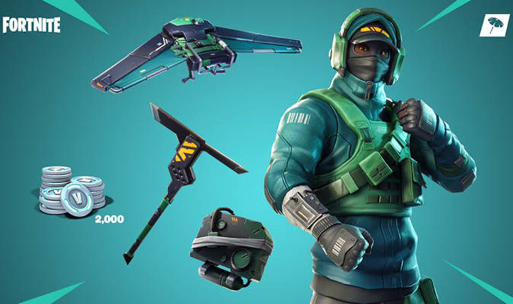 Fortnite Geforce Bundle New Skin Revealed Here S How You Can Get