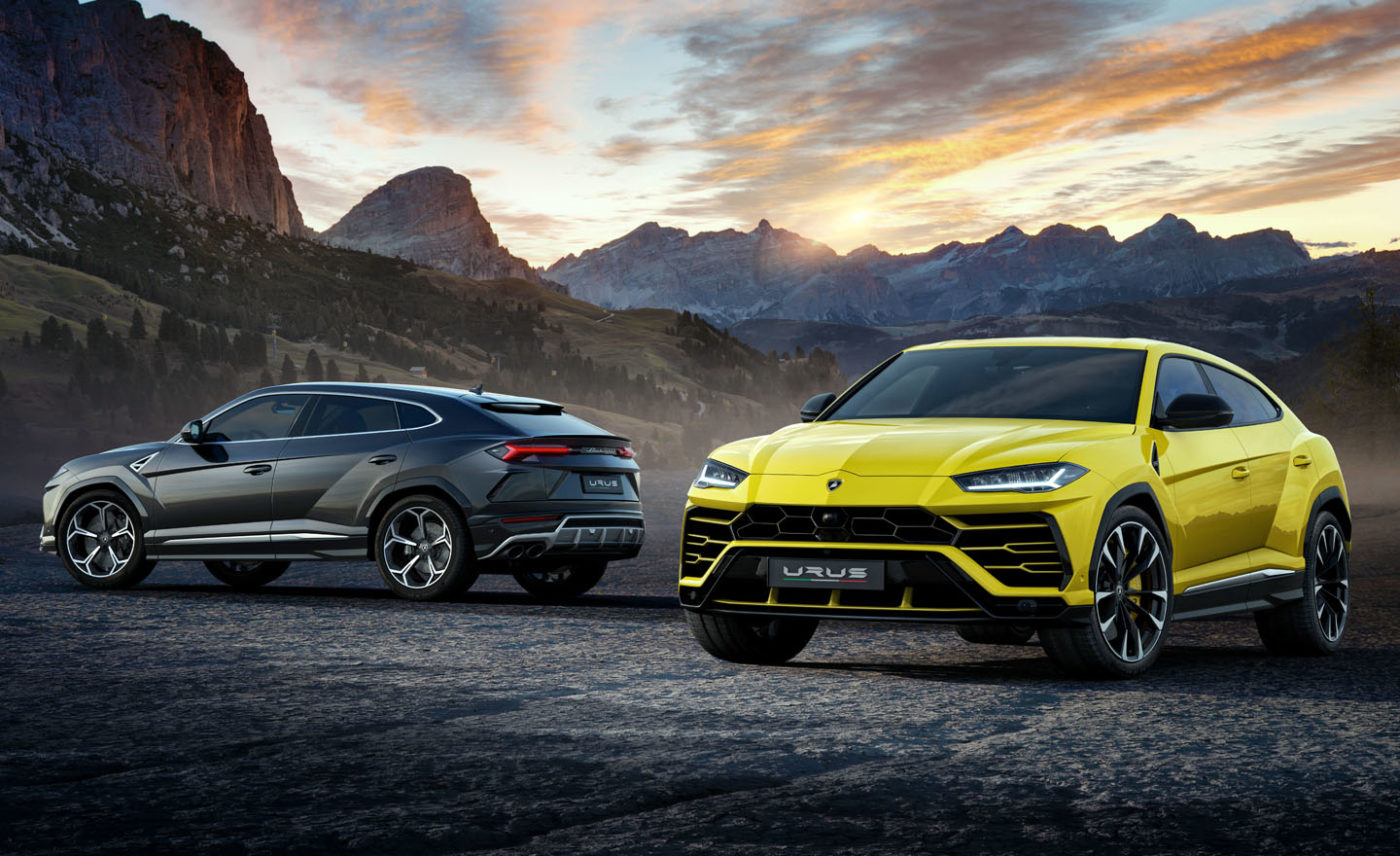 Lamborghini Urus Specs Price Photos And Review
