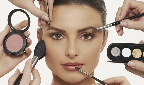 make up hair and fragrances beauty trends for autumn express co uk