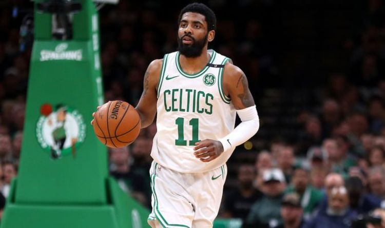 6269f166230 Kyrie Irving to Lakers  LeBron James told of surprise summer plan in free  agency