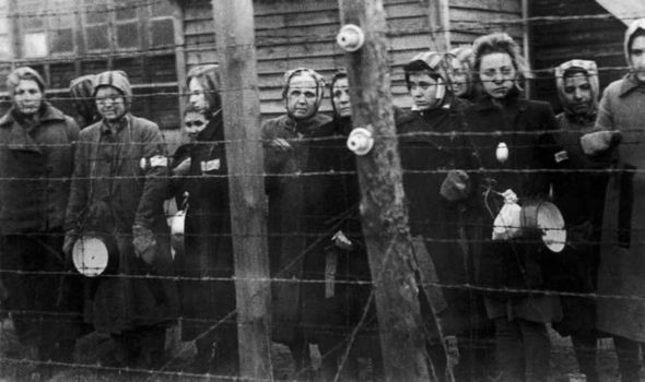 Nazi guard prisoner sex film