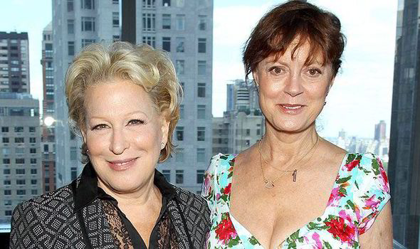 Susan Sarandon And Bette Midler Prove Age Is Just A Number As They