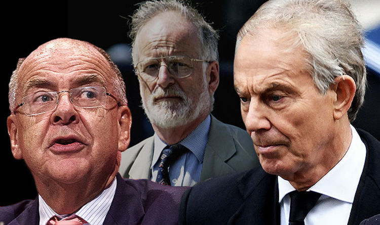 DR DAVID KELLY DEATH: Did Tony Blair block inquest 'soon after body