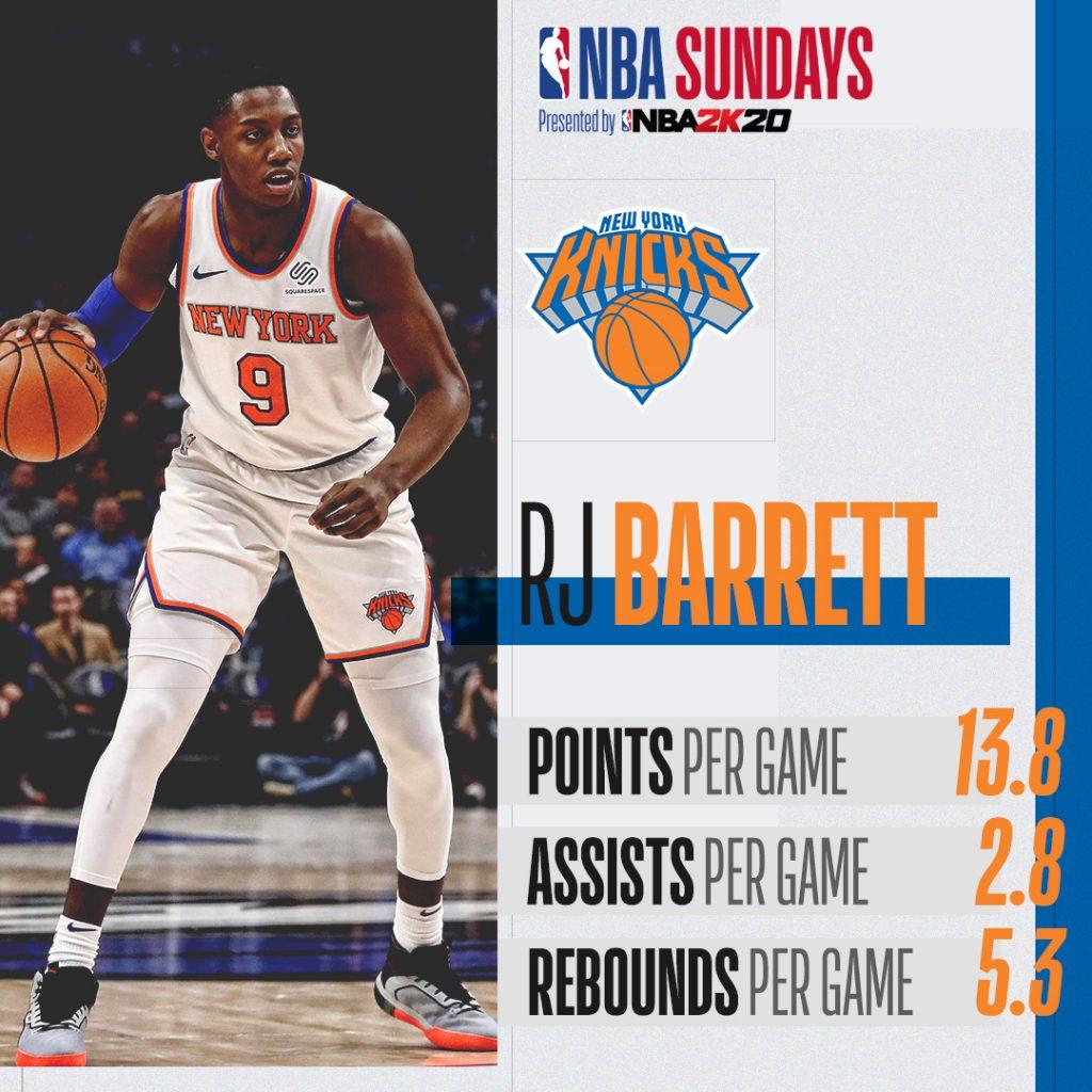 Nba Sundays Game Clippers Vs Knicks Available On Sky Sports