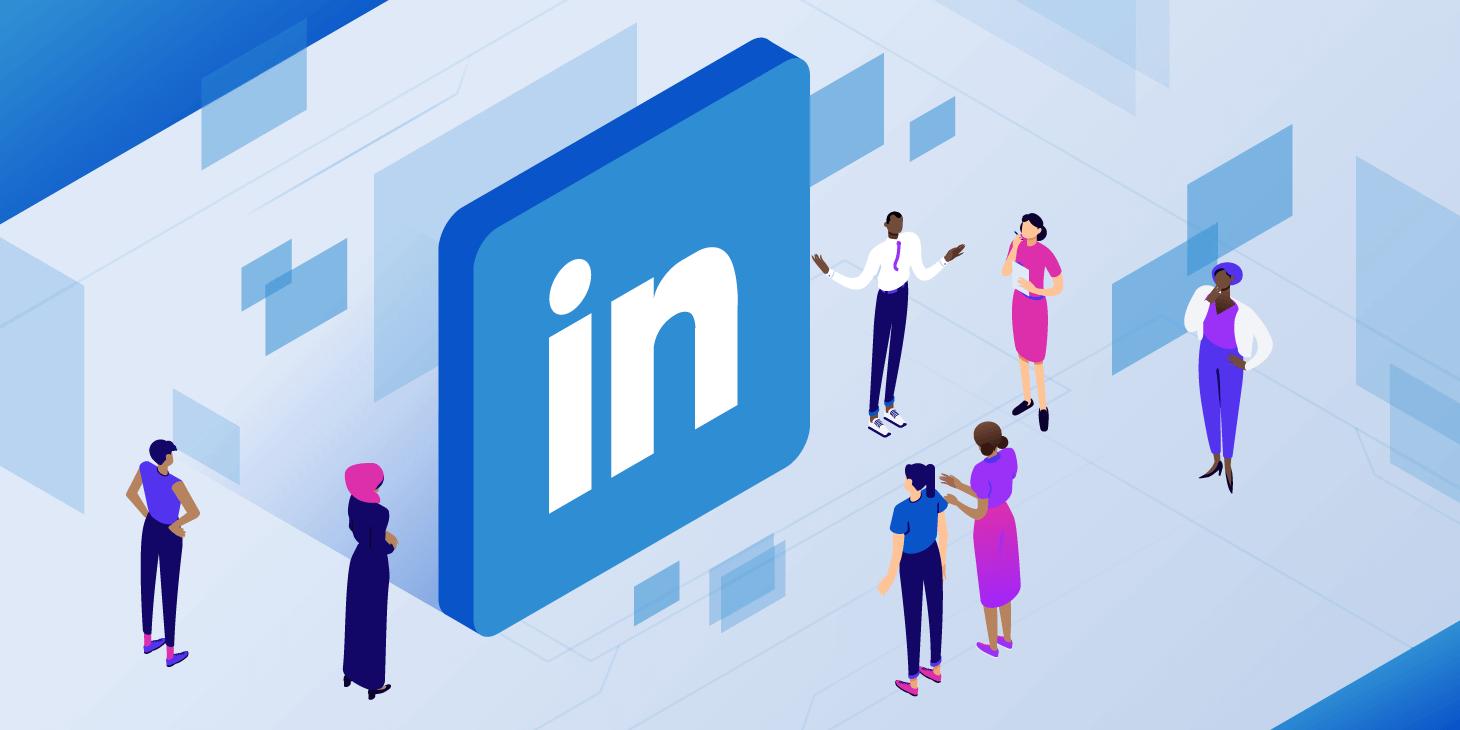 Profilo LinkedIn al top 12