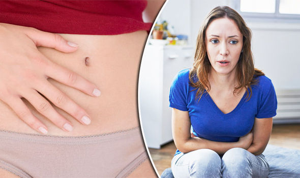 Sharp pain in right side of stomach after drinking alcohol