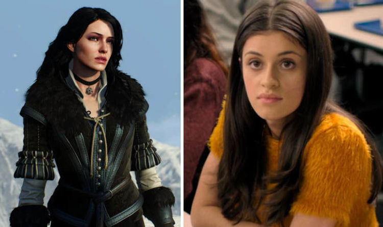 The Witcher on Netflix cast: Who is Anya Chalotra? Who plays