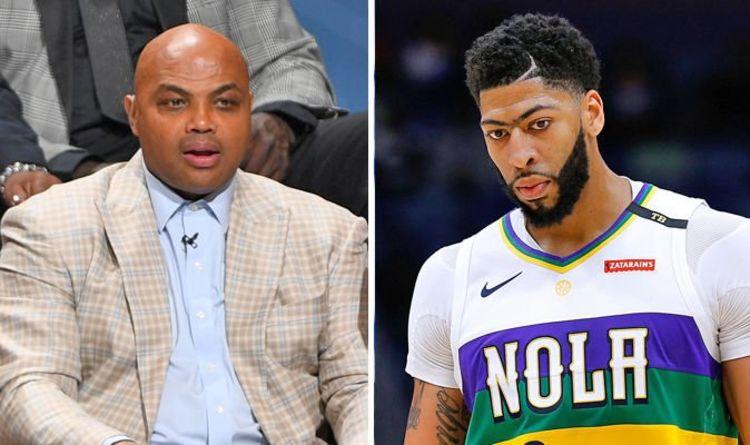 d701a74d6a3 Anthony Davis trade  NBA legend Charles Barkley rips Pelicans star ...