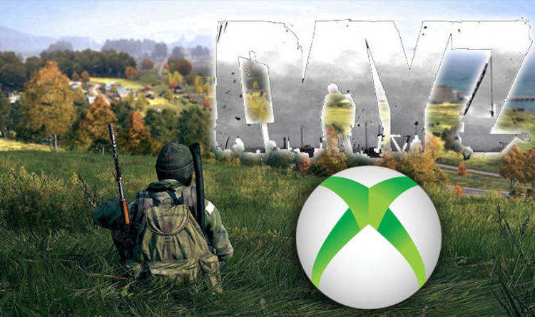 dayz xbox one release date today microsoft store launch time map