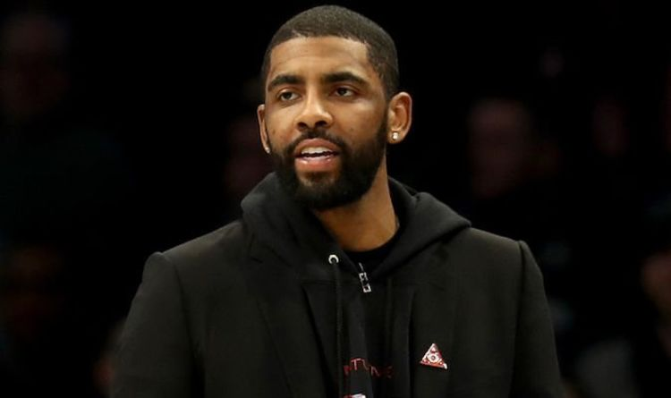 Kyrie Irving shoots down LeBron James question with FIVE word response at  All Star weekend b63a1a565655