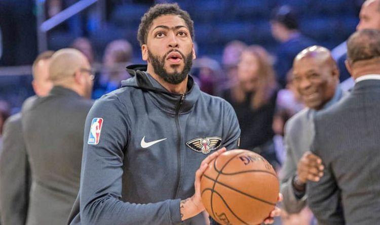 NBA news  Anthony Davis SHOCK Lakers trade development 4864a5fd1