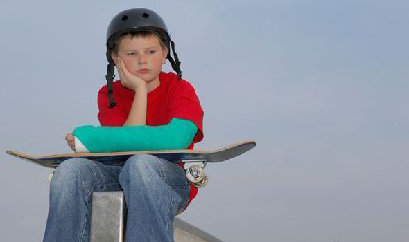 Dyspraxia: Could your child's clumsiness be something more