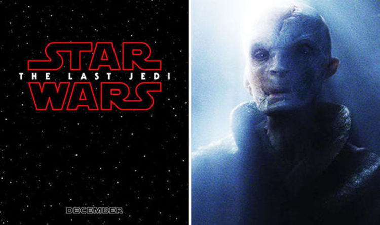 Star Wars  Photo Leak Snokes Staff Confirms Hes Darth Plagueis Films Entertainment Express Co Uk
