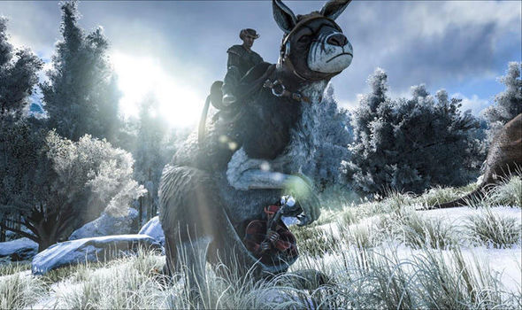 Image result for Ark Survival Evolved Xbox One Update