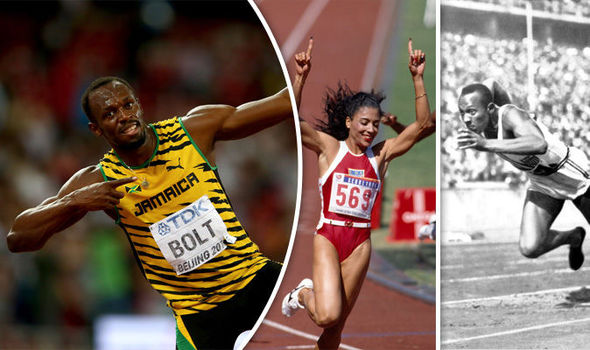 Usain Bolt To Jesse Owens Top 10 Fastest Olympic Runners Of All