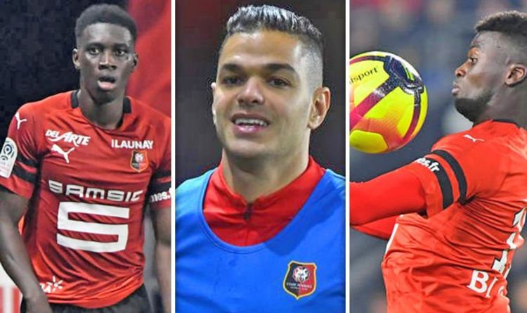 7d4f33246 The THREE players Arsenal should be scared of against Rennes in Europa  League