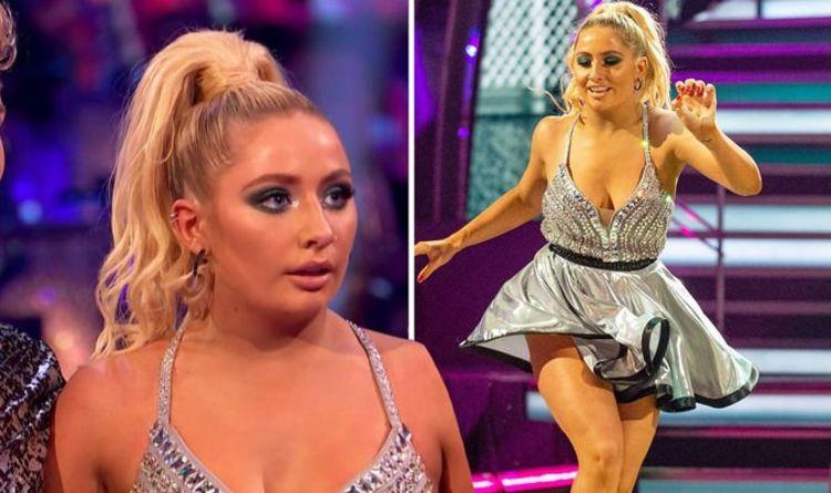 Saffron Barker Strictly Come Dancing 2019 Star S Wardrobe Change Explained By Vicky Gill Celebrity News Showbiz Tv Express Co Uk