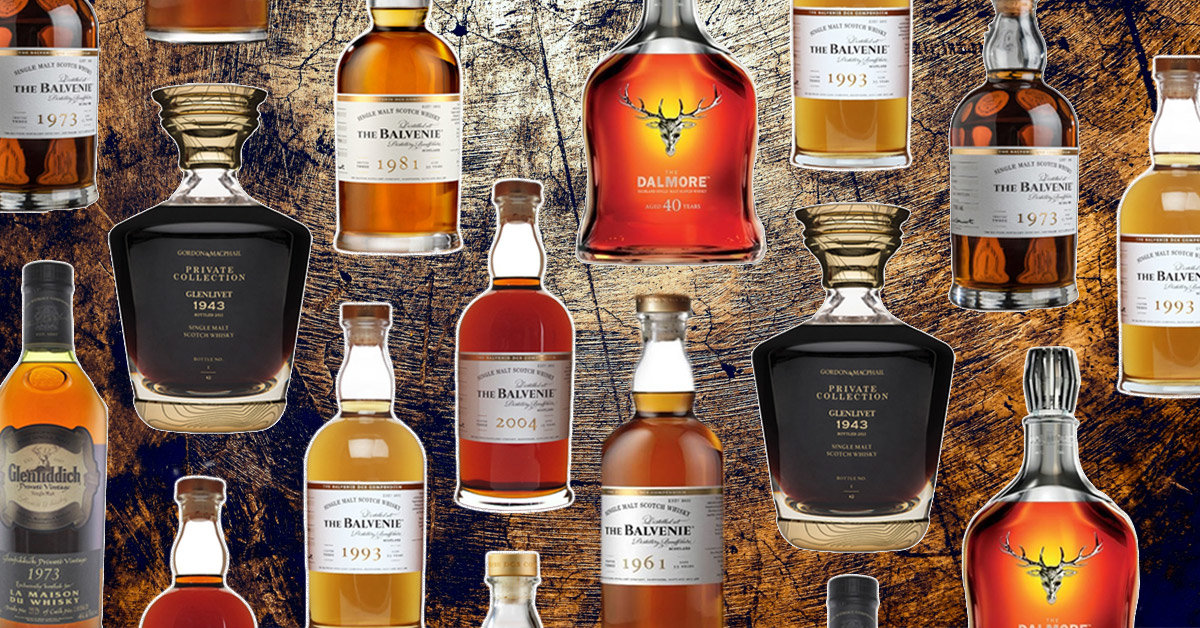 Most Expensive Scotch In The World >> 8 Of The Most Expensive Scotches In The World