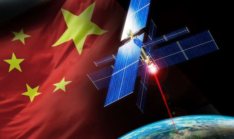 China SPACE RACE: Chinese solar panels plan will 'lead to world