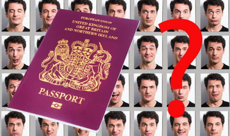 Passport Photo Requirements What Are The Size And Signing Rules For