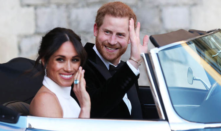 Royal wedding reception: The menu, speeches, 'filthy' jokes and