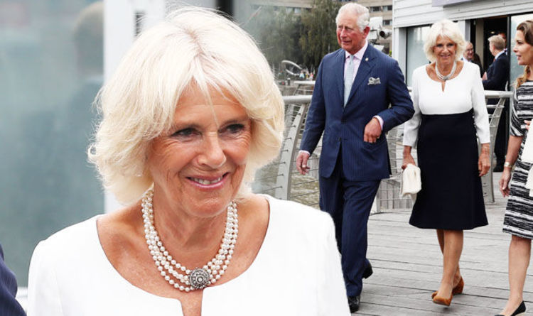 Camilla Parker Bowles Latest News Prince Charles Wife Meets
