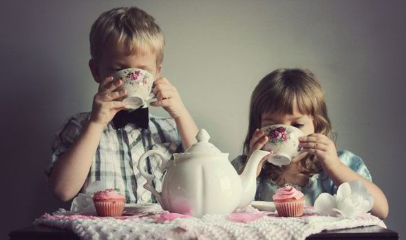Mum Is It Time For Tea New Research Suggests Tea Was Healthier