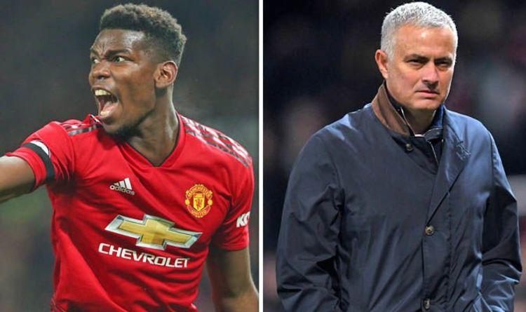 e16929b1f Man Utd news  Paul Pogba s brother makes transfer confession about Jose  Mourinho era