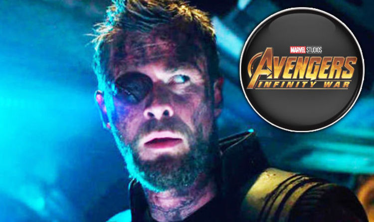 ad98b71f08a30a Avengers Infinity War: Does THIS prove how Thor will have his eye restored?