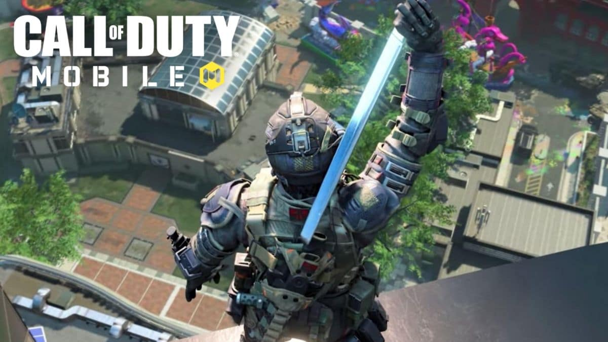 Call Of Duty Mobile Season 7 To Get Katana Sword New