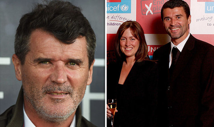 Roy Keane Wife Who Is The Itv Pundit S Spouse When Did They Marry