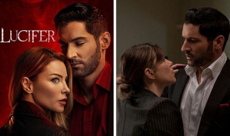 Lucifer Season 5 Part 2 Release Date When Will Lucifer Season 5 Part B Air Tv Radio Showbiz Tv Express Co Uk