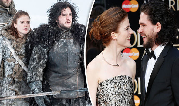 Kit Harington Gushes About Moment He Fell In Love With Rose Leslie
