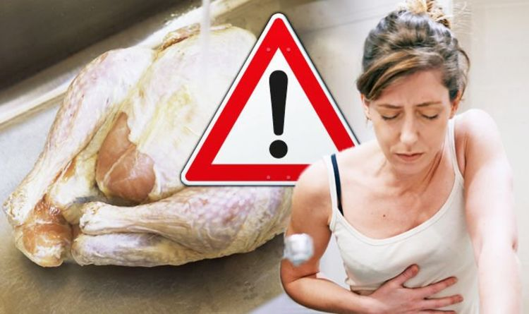 Turkey Food Poisoning Salmonella Symptoms Spreading Across Us And