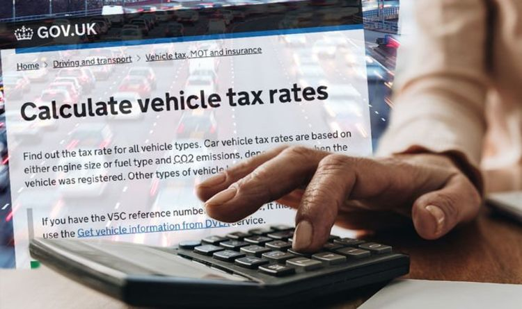 Dvla Car Tax Checker How To Check How Much Car Tax You Will Need