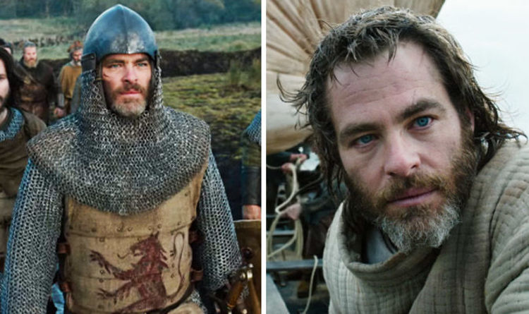 Outlaw King Trailer Chris Pine Stars As Robert The Bruce Watch