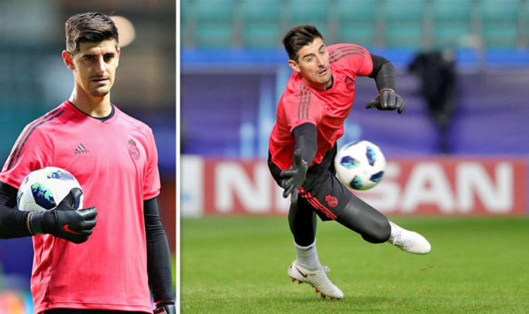 5609943a6 Real Madrid vs Atletico Madrid  Why is Thibaut Courtois not playing in  Super Cup clash