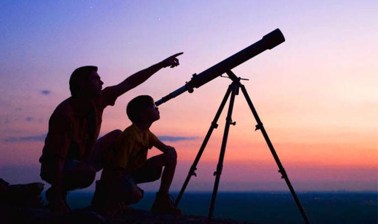 Image result for July offers the return of Jupiter and Saturn to the evening sky