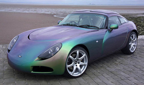 Tvr Sports Cars Return From A New Factory In Wales Express