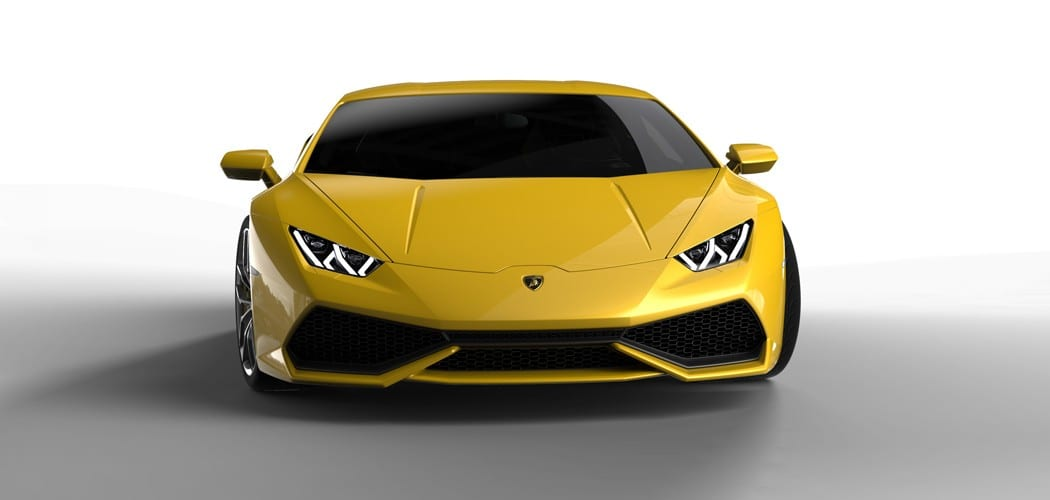 Lamborghini Huracan European Price List Revealed Autofluence