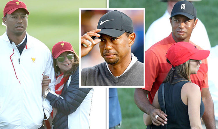 tiger woods girlfriend 2019 picture