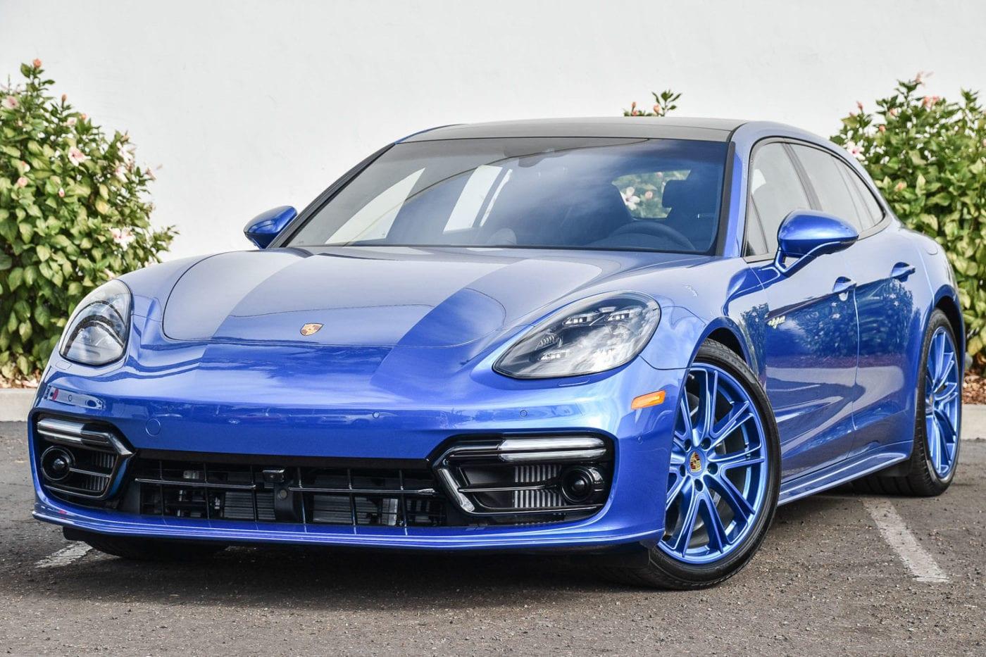 2018 Porsche Panamera Turbo S E Hybrid For Sale