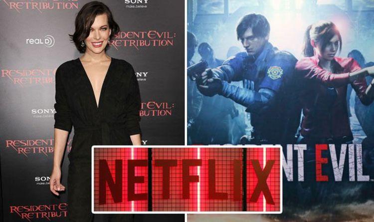 Resident Evil On Netflix Tv Series Release Date Cast Trailer Plot Tv Radio Showbiz Tv Express Co Uk