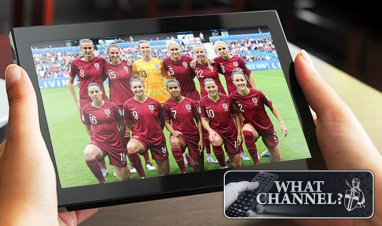 England vs Japan TV channel: How to watch the Women's World Cup live