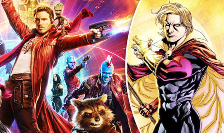 Guardians of the Galaxy 3 director James Gunn SPEAKS on Adam Warlock |  Films | Entertainment | Express.co.uk