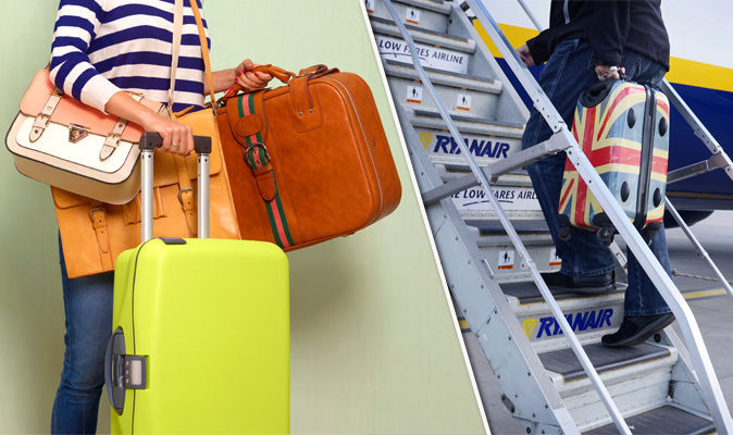 Ba Ryanair Easyjet And More Luggage Allowances Fees Explained Travel News Express Co Uk